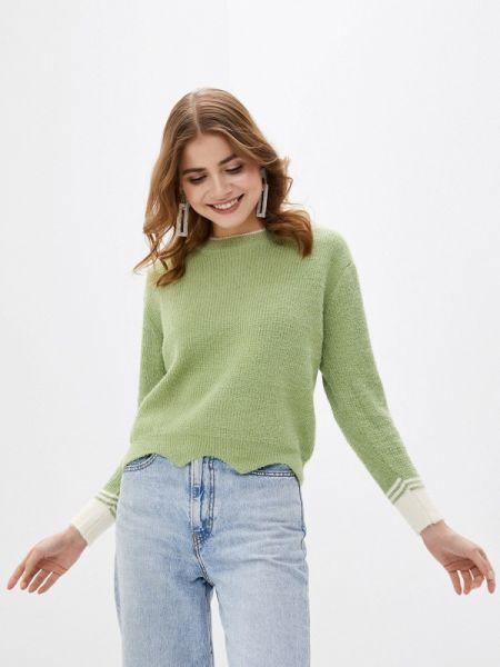 Свитер зеленый весенний Fresh Cotton
