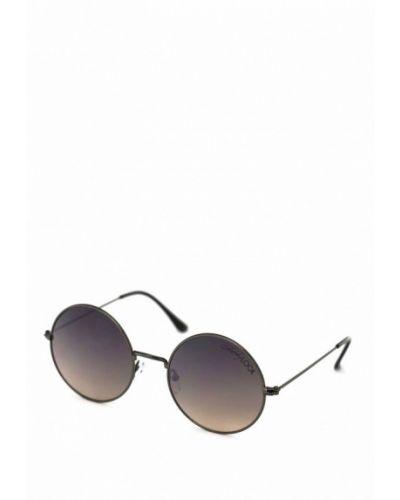 Серые солнцезащитные очки Luckylook