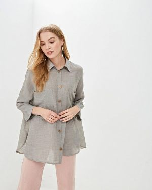 Блузка с длинным рукавом весенний мадам т