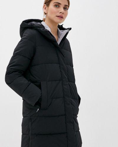 Теплая черная куртка 4f