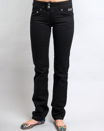 Черные джинсы Iceberg
