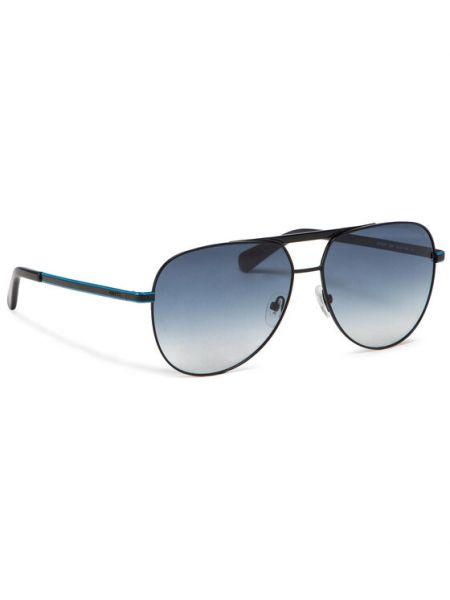 Okulary - czarne Guess