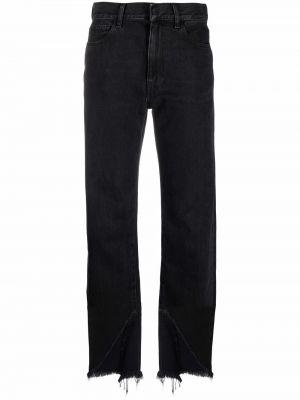 Черные джинсы классические Ssheena