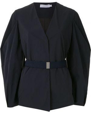 Синее пальто Mara Mac