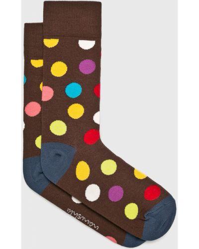 Хлопковые носки - коричневые Nanushki