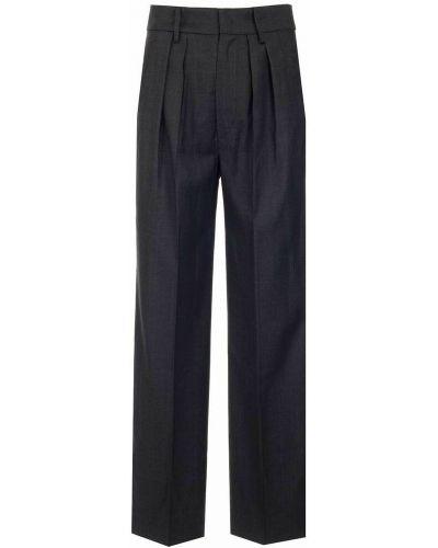 Spodnie - czarne Isabel Marant Etoile