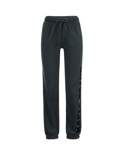 Спортивные брюки классические хлопковые Kappa