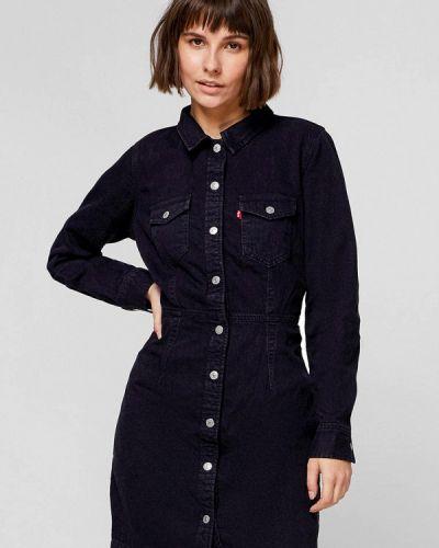 Джинсовое платье - черное Levi's®