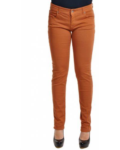 Оранжевые джинсы Armani Collezioni