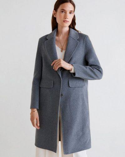 Пальто демисезонное осеннее Mango