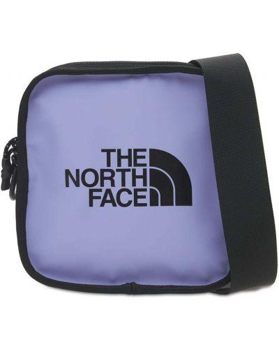 Fioletowa torebka crossbody The North Face
