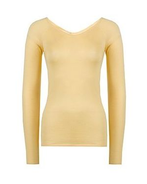 Желтый пуловер Max & Moi