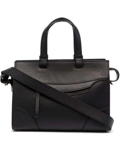 Черная сумка тоут Furla