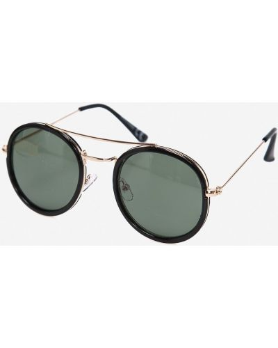 Черные солнцезащитные очки Jack & Jones