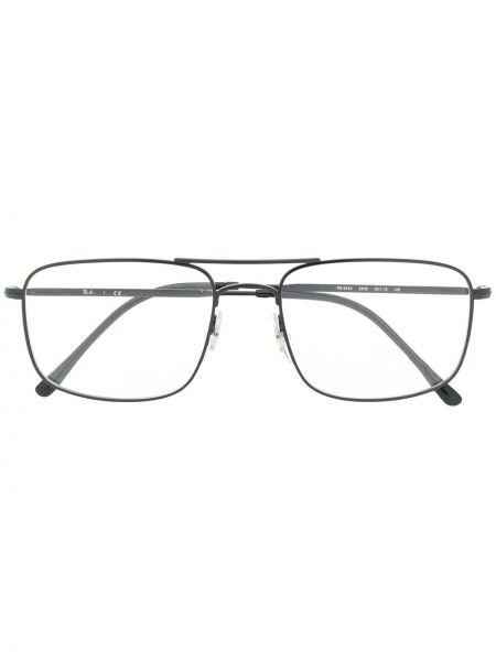 Czarna oprawka do okularów Ray-ban
