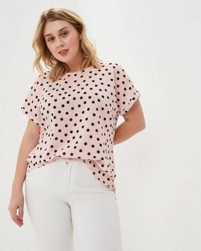 Блузка розовая весенний Panda