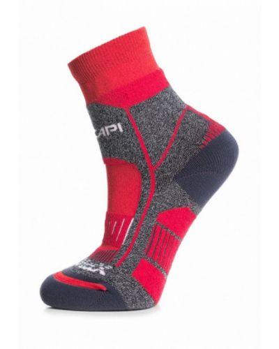 Носки красные Accapi