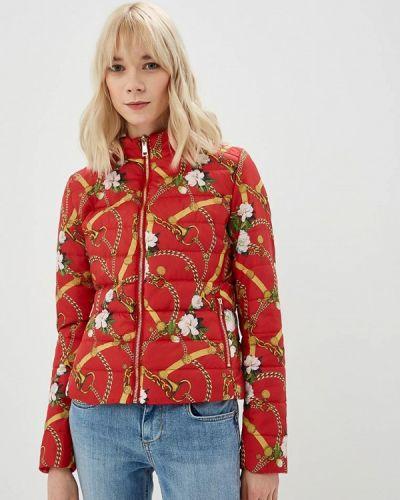 Утепленная куртка демисезонная весенняя Liu Jo
