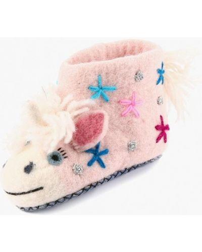 Тапочки розовый Lovely Slippers