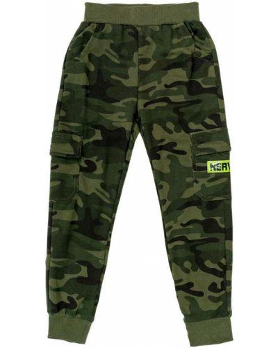 Зеленые спортивные брюки La Sincere