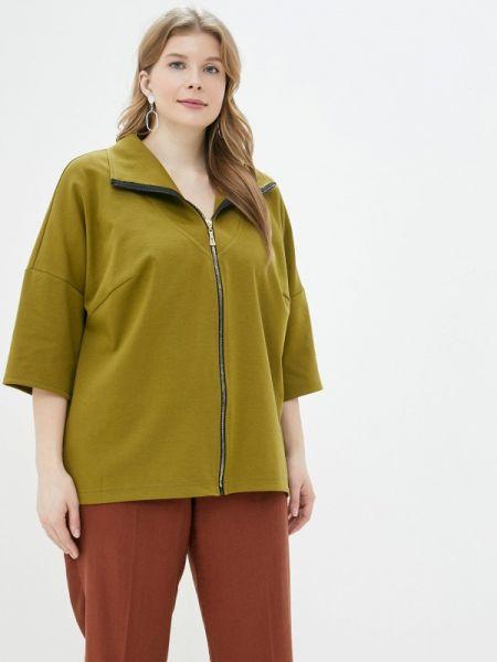 Пиджак - зеленый Gorda Bella