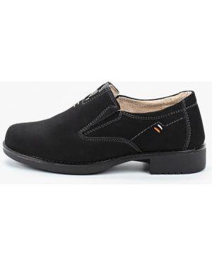 Туфли черные Biker