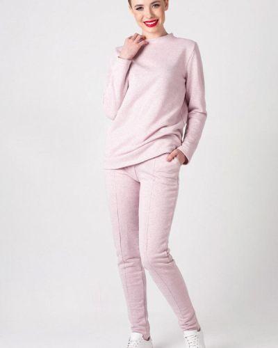 Спортивный костюм розовый Irma Dressy