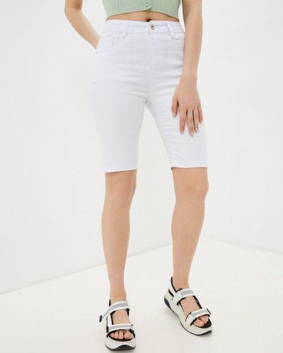 Джинсовые шорты - белые G&g