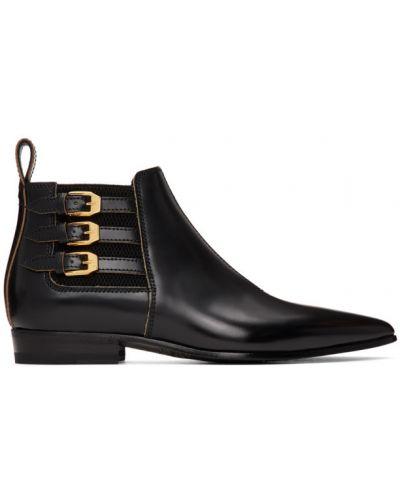 Wysoki buty na obcasie na pięcie Gucci