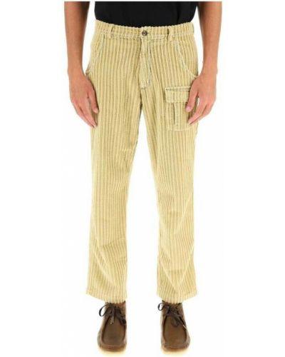 Beżowe spodnie Erl