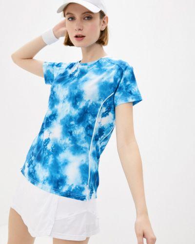 Синяя футболка Rukka