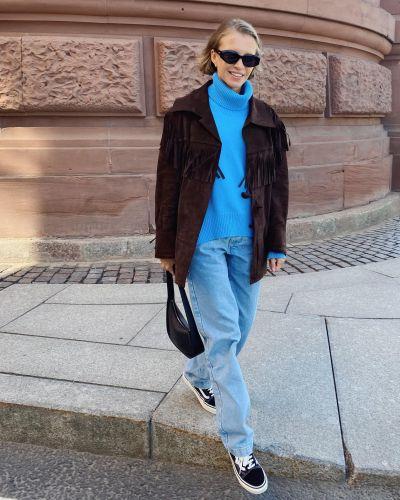 Кашемировый свитер - белый 12storeez
