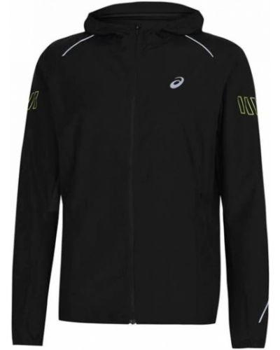 Куртка - черная Asics