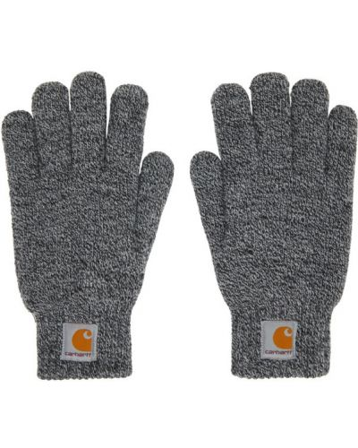 Czarne rękawiczki do pracy Carhartt Work In Progress