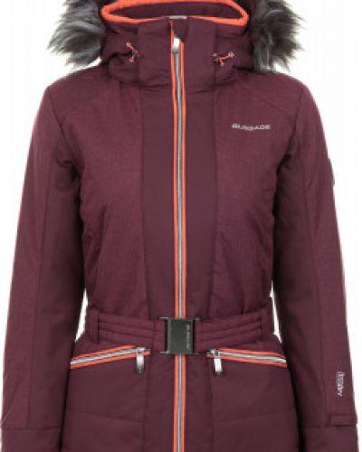 Утепленная куртка горнолыжная с капюшоном Glissade