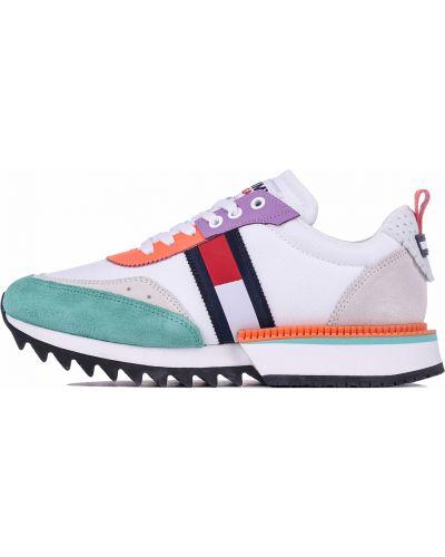 Разноцветные кроссовки Tommy Jeans