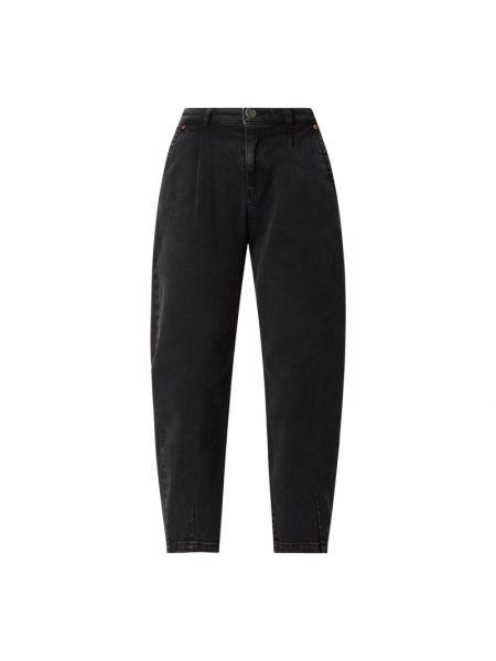 Czarne jeansy bawełniane Catwalk Junkie