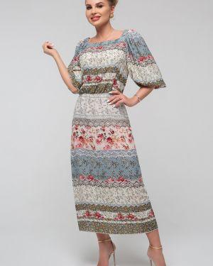 Платье свободного кроя Петербургский Швейный Дом
