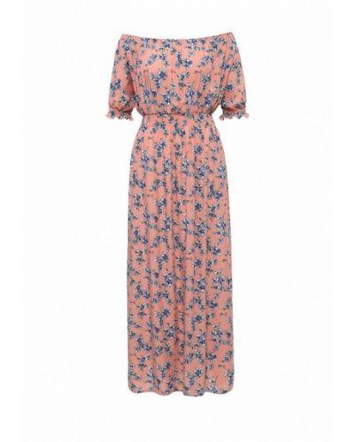 Розовое платье Mammysize