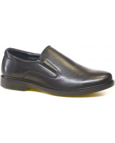 Туфли на каблуке - черные Baden
