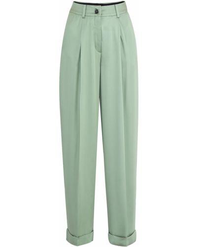 Свободные брюки с защипами с карманами Valentino