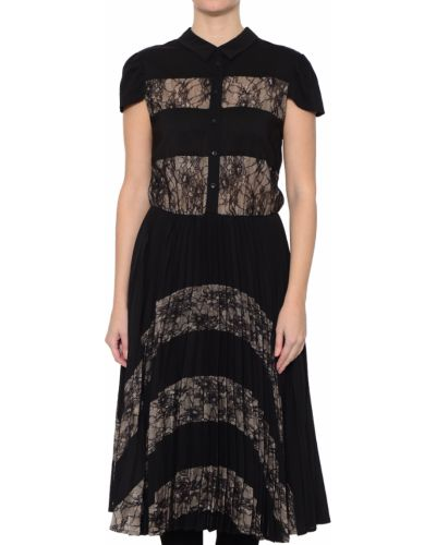 Платье осеннее из полиэстера Silvian Heach