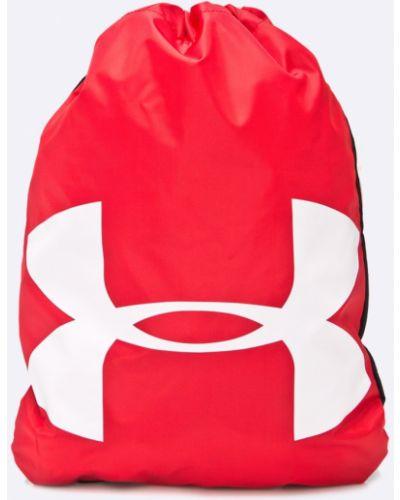 Рюкзак нейлоновый красный Under Armour