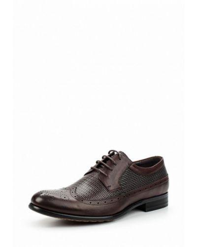 Коричневые туфли Zenden Collection