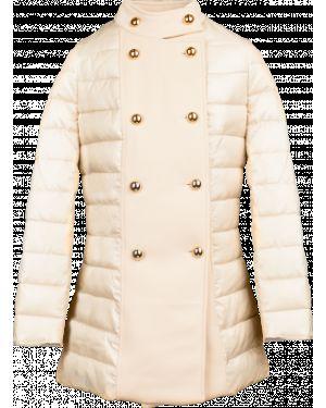 Пальто стеганое из неопрена кпл