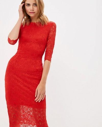 Вечернее платье - красное Modis