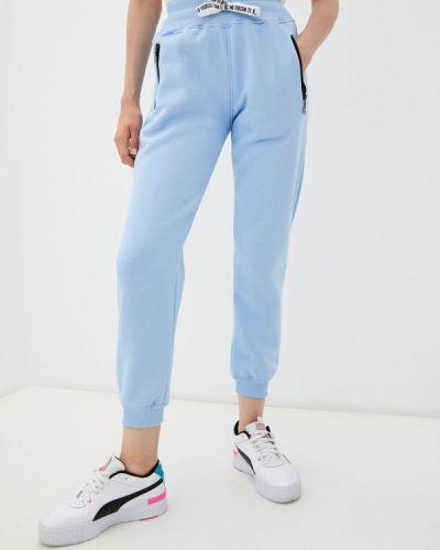 Голубые спортивные брюки Jam8