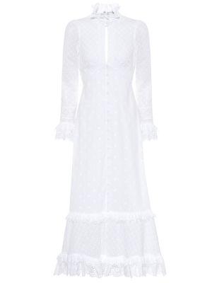 Платье модерн Erdem