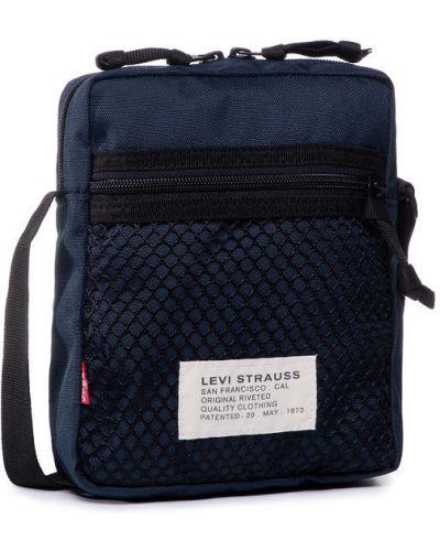 Plecak granatowy Levi's
