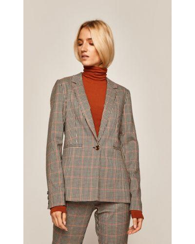 Классический пиджак прямой с подкладкой Medicine